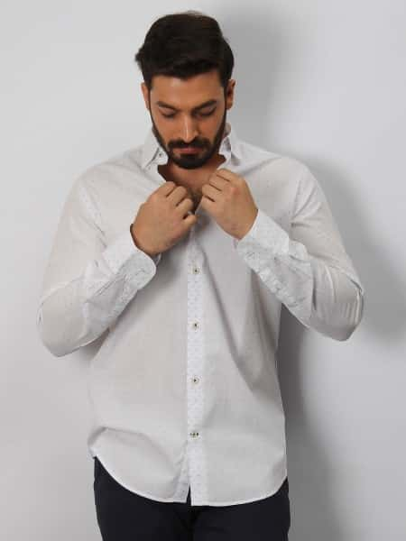 Cover-Shirt-White-with-blue-micro-dots
