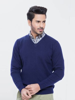 Lambswool Beige Sweater