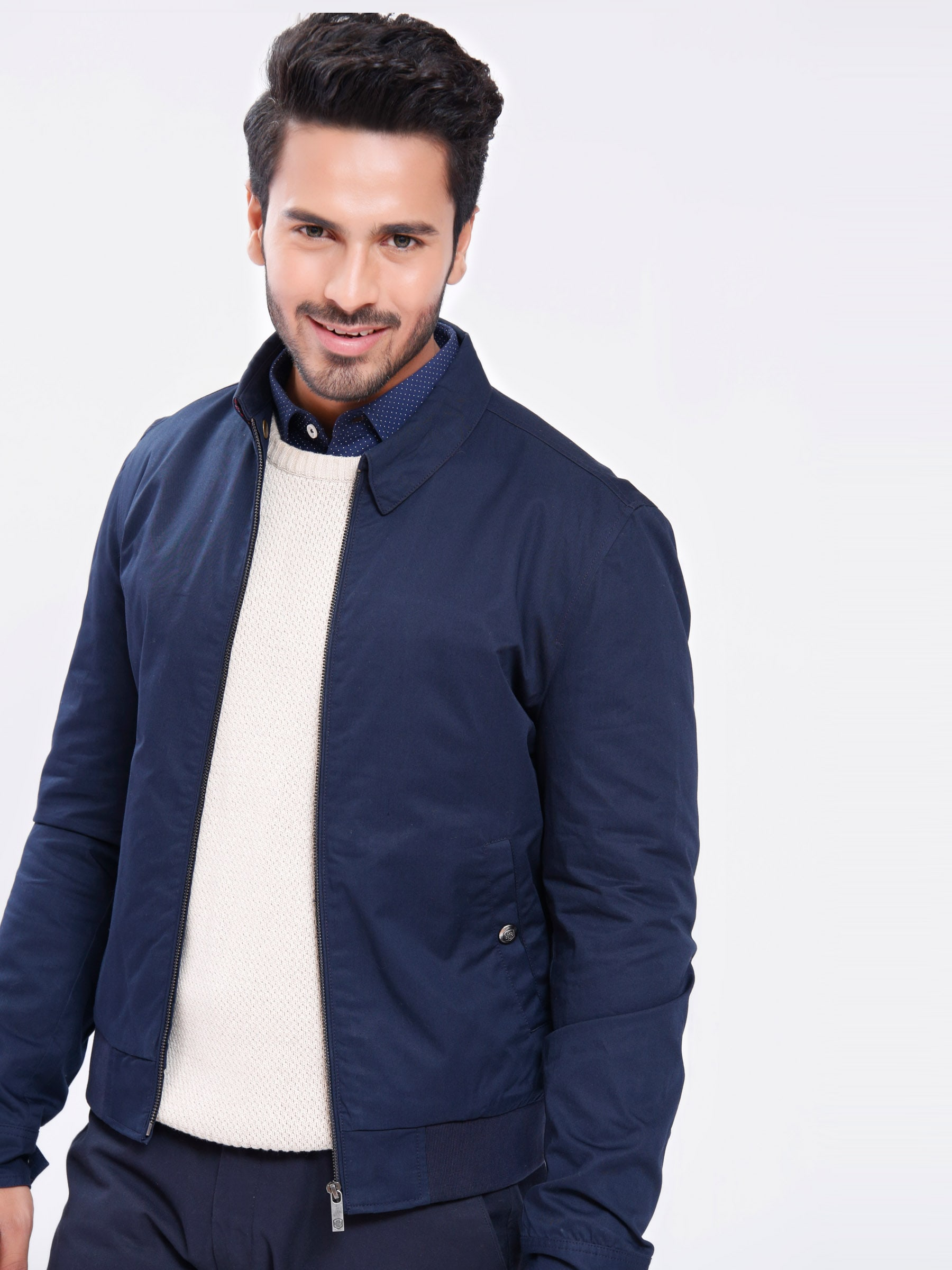 Mens Jacket Fashion Winter