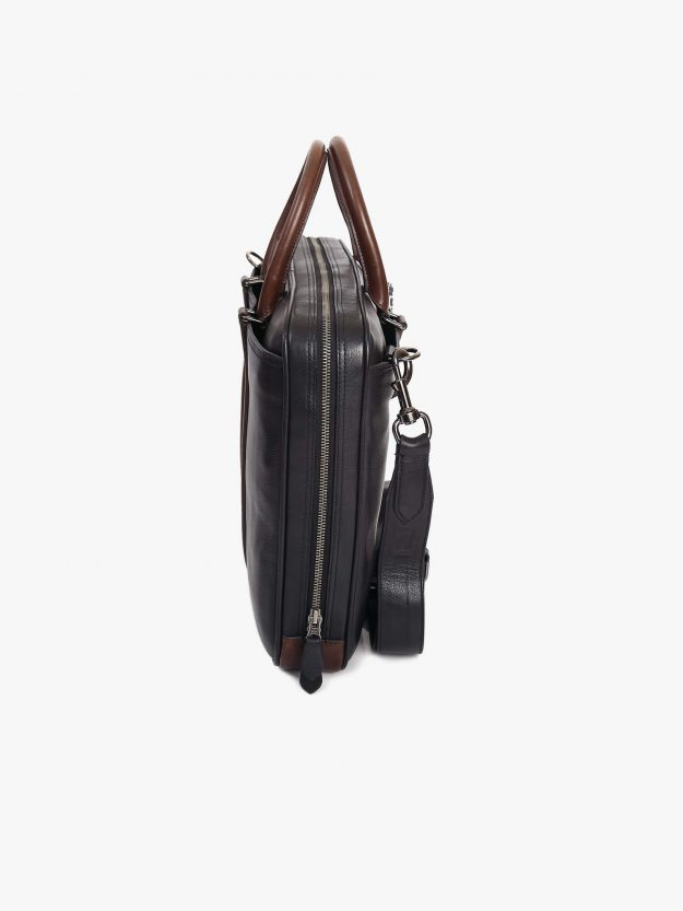 Metropolitan Calf Leather Bag