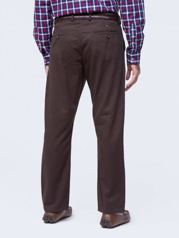 Basic Brown Chino