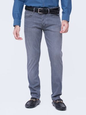 Skinny Fit Grey Jeans