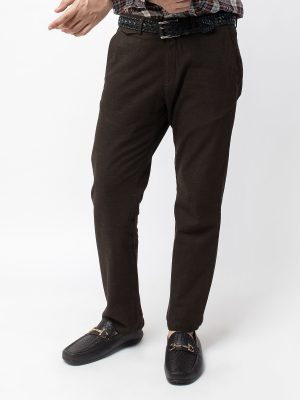 Brown Semi Formal Trouser